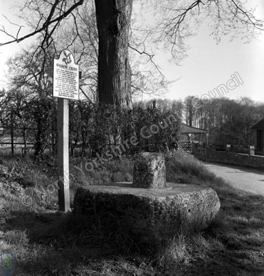 Sharow Cross, Ripon